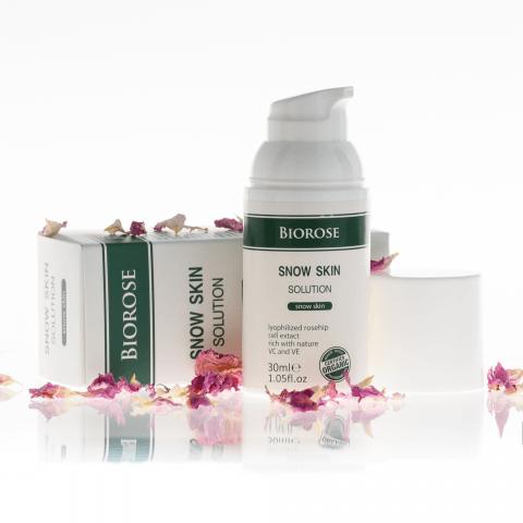 Revitalizáló harmónia (Fehérítő, pigmentfolt elleni arckrém) - Biorose